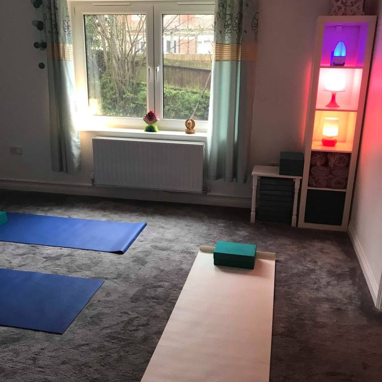 Yoga Studio Locks Heath, Park Gate, Southampton, Portsmouth