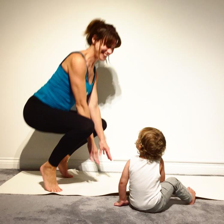 Toddler yoga mum and baby yoga Whiteley locks heath park gate Fareham Southampton Portsmouth kids yoga childrens yoga