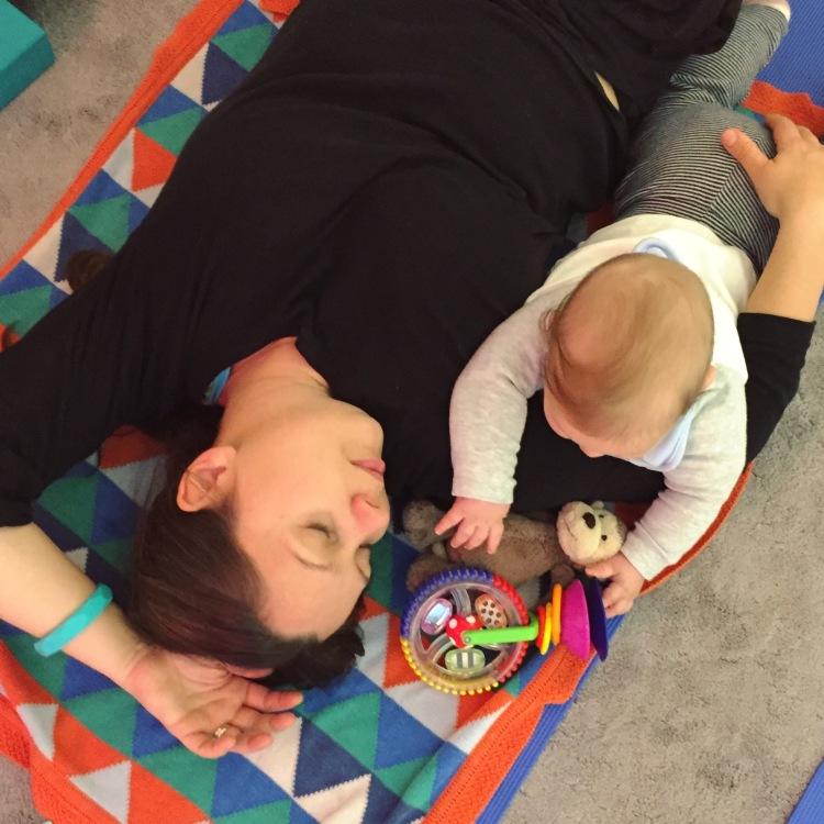 Mama2shape Postnatal Yoga