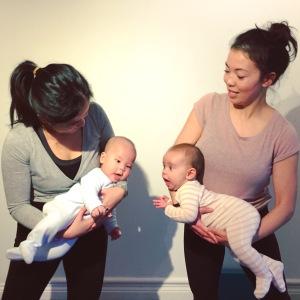 Mama2shape Baby Yoga