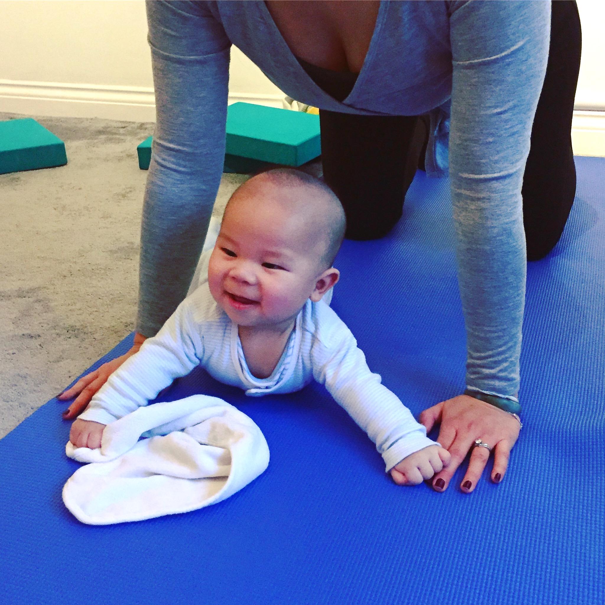 Mama2shape Postnatal Yoga in Fareham
