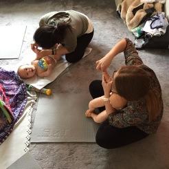 Baby Massage Fareham