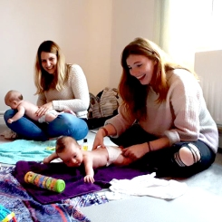Mama2shape Baby Massage near Portchester